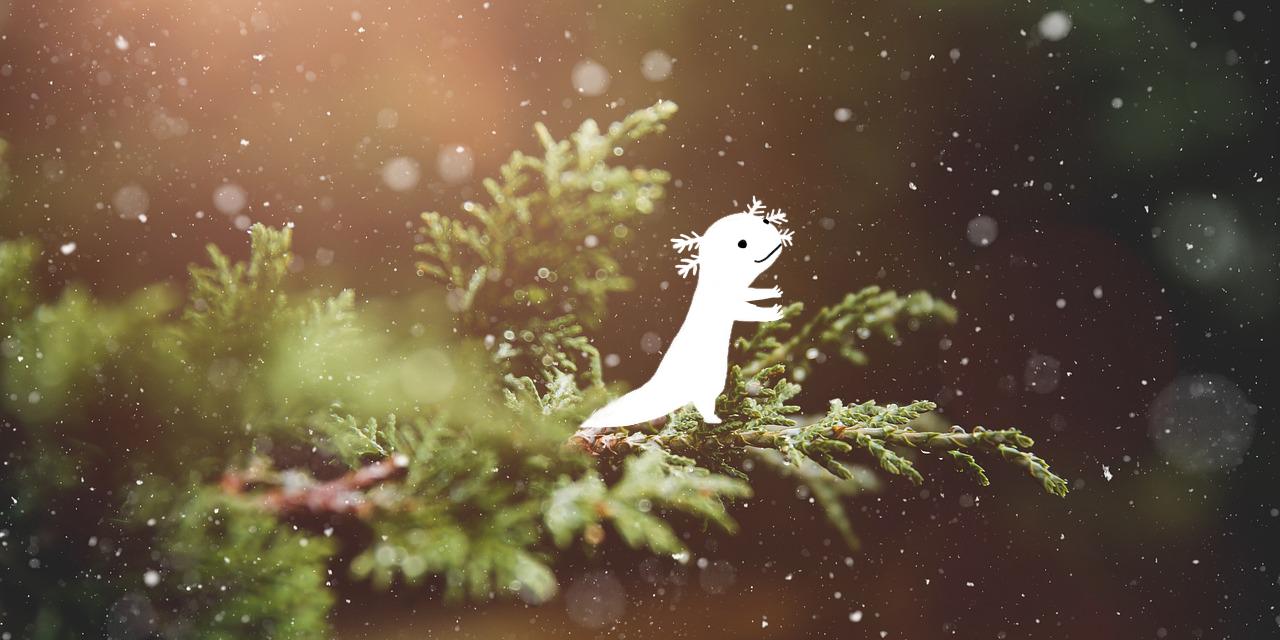 クリスマスに少女は還る感想イメージイラスト